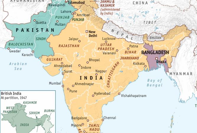 που χρονολογούνται για πρώτη φορά στην Ινδία